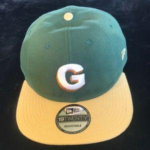 Green GOLF Adjustable SnapBack